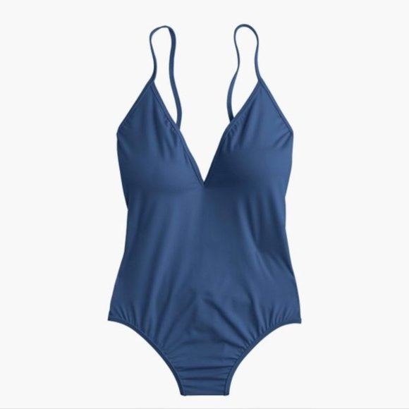 J. Crew Other - J.Crew Playa Montauk cross back one piece swimsuit
